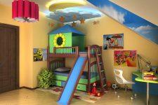 Дизайн интерьера для дошкольников