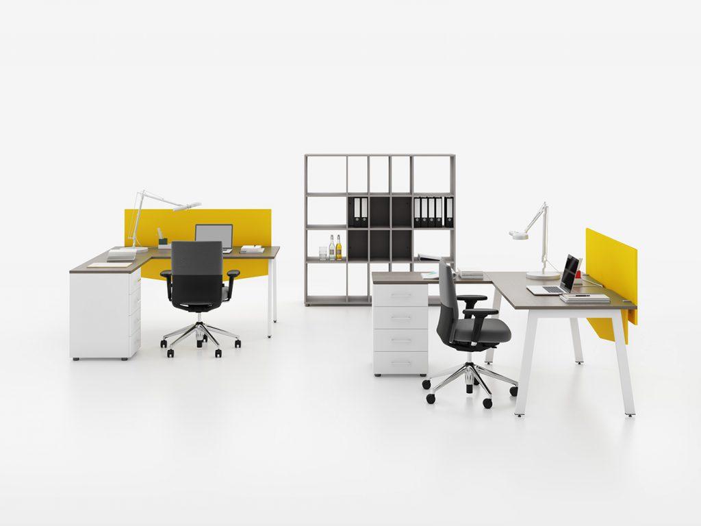 Организация офисного интерьера