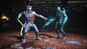 Injustice 2 PS4 – самая популярная файтинговая игра