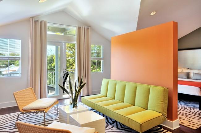 Учимся организовывать пространство в гостиной
