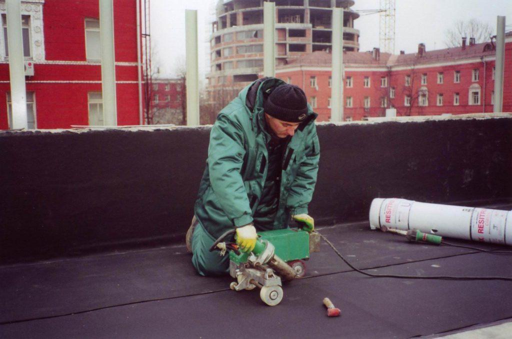 Использование гидростеклоизола в строительстве