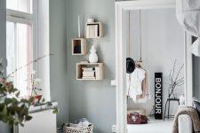 Дизайн маленькой туалетной комнаты для больших достижений