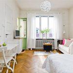 Дизайн интерьера маленьких и малогабаритных квартир