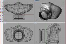 Преимущества программы «Rhinoceros 3D»