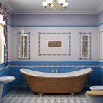 Какая плитка лучше для ванной: информация для грамотного выбора
