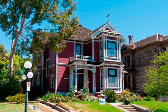 Дом в викторианском стиле. Великолепие или чванство?