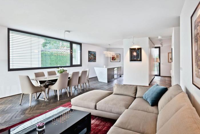 Дизайн кухни-гостиной: совмещаем два интерьера