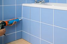 Как правильно выбрать затирку для плитки в ванной