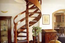 Как построить винтовую лестницу – устройство спиральной конструкции между этажами дома