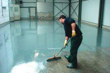 Эпоксидный наливной пол – плюсы и минусы, технология заливки и предъявляемые к нему требования