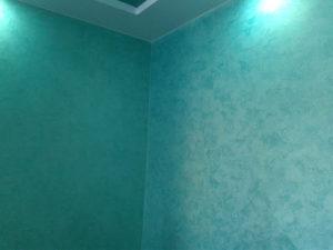 Декоративные краски как отделочный материал