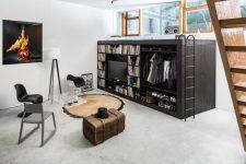 Роскошь и стиль: даже функциональная мебель для маленьких квартир может стать изюминкой интерьера!