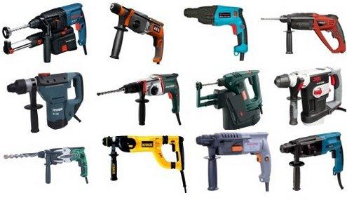 Выбираем строительный инструмент