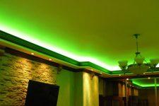 Светодиодные светильники и ленты