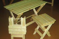Как создать складной стол?