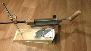Как сделать станок для заточки ножей своими руками