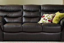 Правильный уход за мебелью из кожи