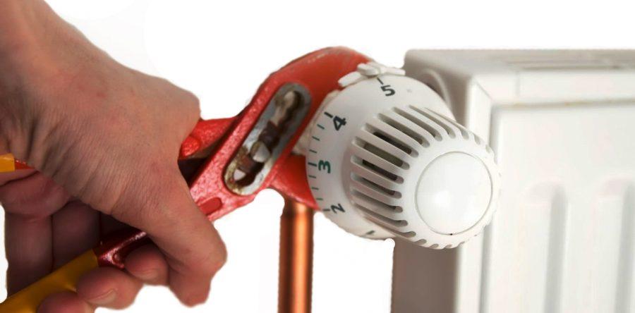 Немного о ремонте системы отопления