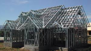 Преимущества домов из стальных конструкций