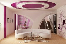 Натяжной потолок – красиво и долговечно