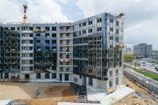 Монолитное строительство как символ будущего