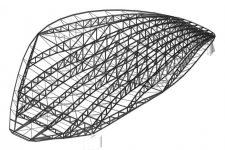 Оригинальность купола в строительстве. Перекрестно-ребристые конструкции