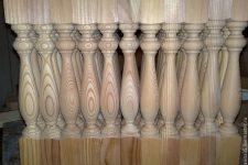 Балясины из дерева