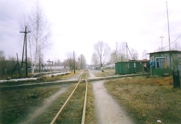 Преимущества узкоколейной железной дороги