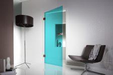 Двери из стекла: практичная эстетика