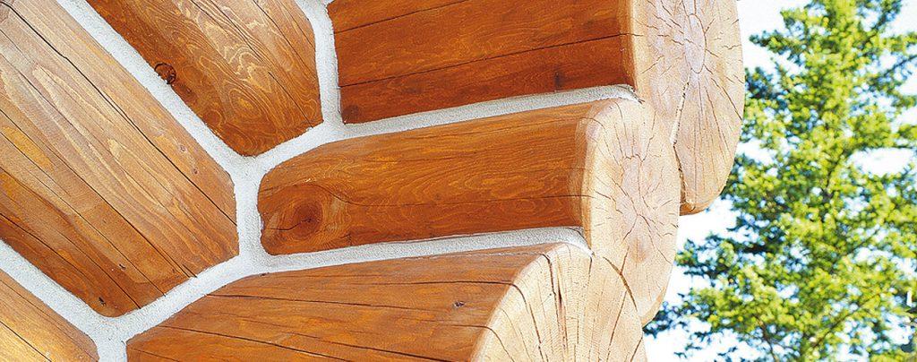 Выбор акрилового герметика для дерева