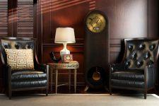 Напольные часы — современный и необычный дизайн интерьера