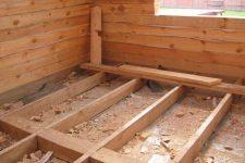 Технология и устройство деревянного пола