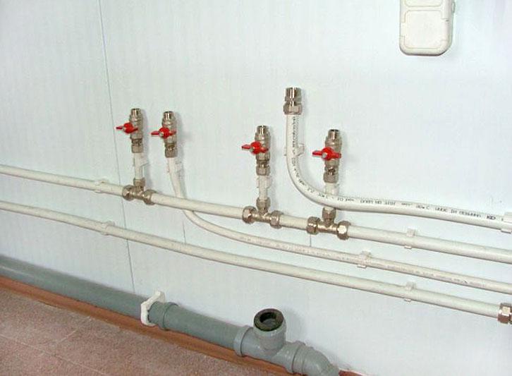 Водопровод из нержавеющих труб своими руками 6