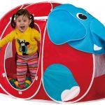 Палатка детская - личный домик, о котором мечтает каждый ребенок