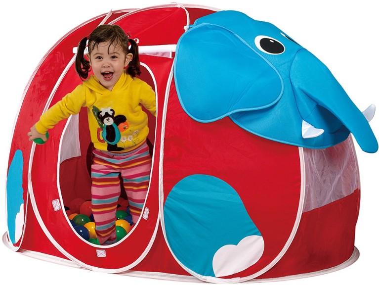 Палатка детская — личный домик, о котором мечтает каждый ребенок