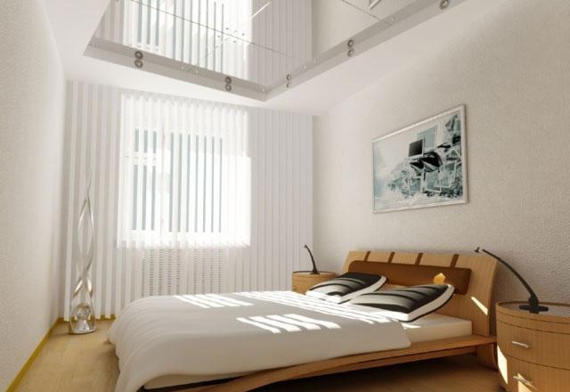 Потолок для стильной комнаты