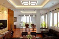 Встраиваемые светильники LED: разумная экономия