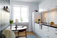 8 секретов для маленькой кухни