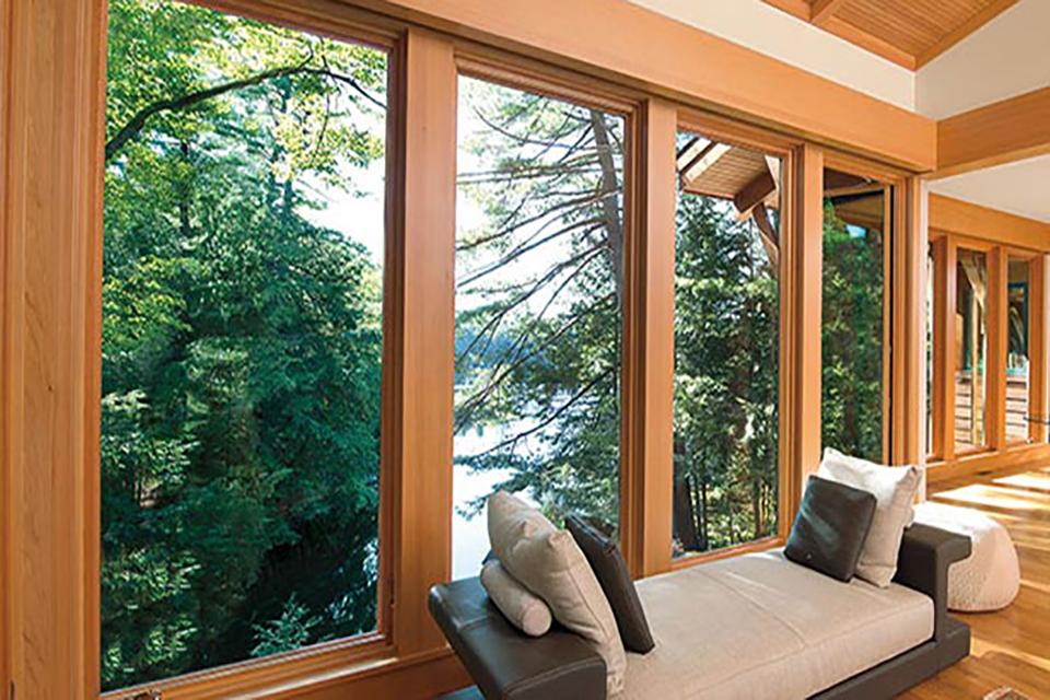 Как выбрать окна для дома и стекла для окон