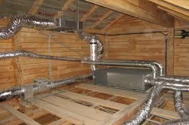 Как правильно организовать вентиляцию в деревянном доме