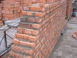 Армирование кладки стен