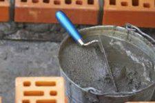 Пропорции компонентов цементно-песчаных смесей