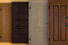 Входная дверь встречает Ваших гостей!