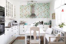 Значение кухонных обоев