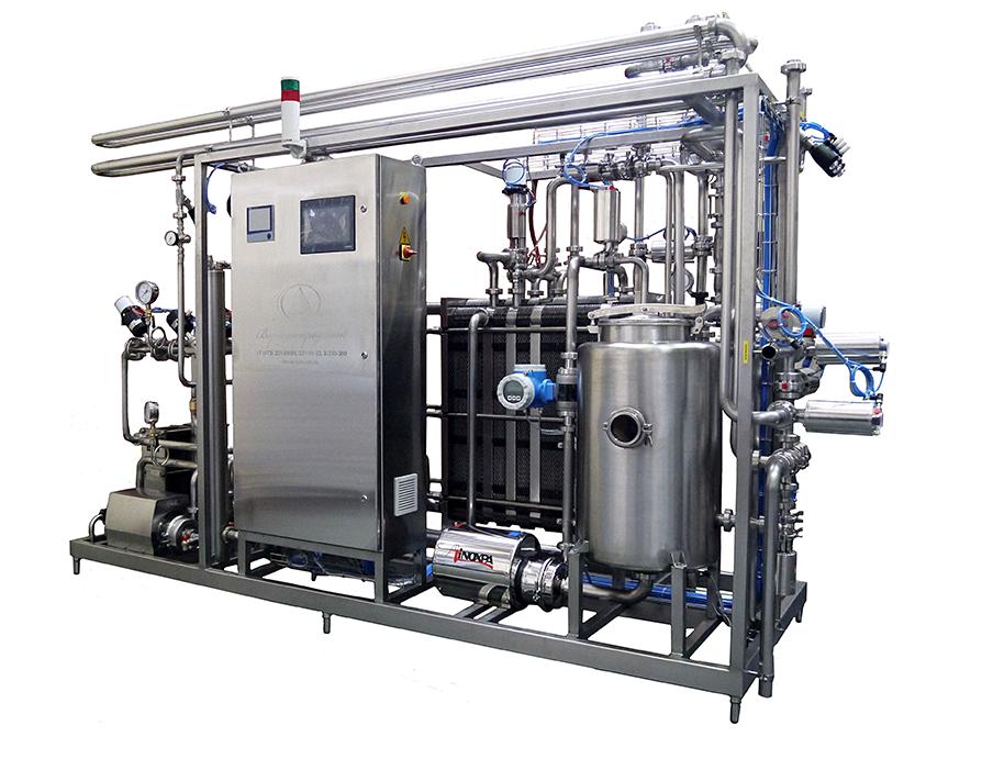 Пастеризационно – охладительное оборудование
