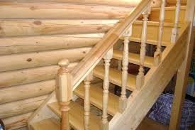 Деревянные лестницы, устройство