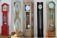Напольные механические часы — классические традиции в современном стиле