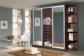 Заказываем шкаф-купе. Тонкости выбора мебели.