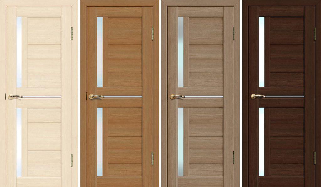Двери экошпон, достоинства