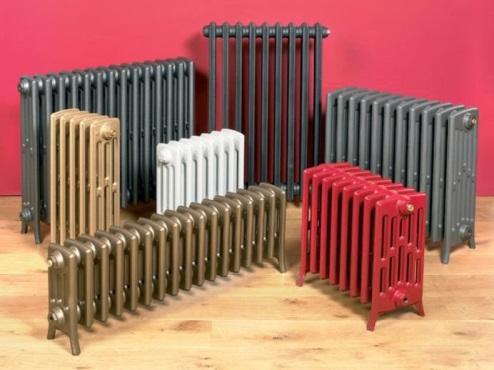 Выбор краски для радиаторов отопления